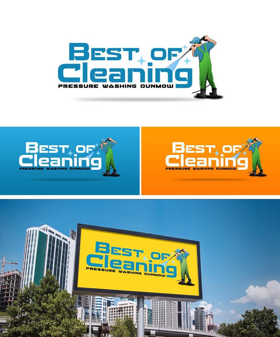 Bài tham dự cuộc thi #59 cho Design a Logo for a pressure washing bussines