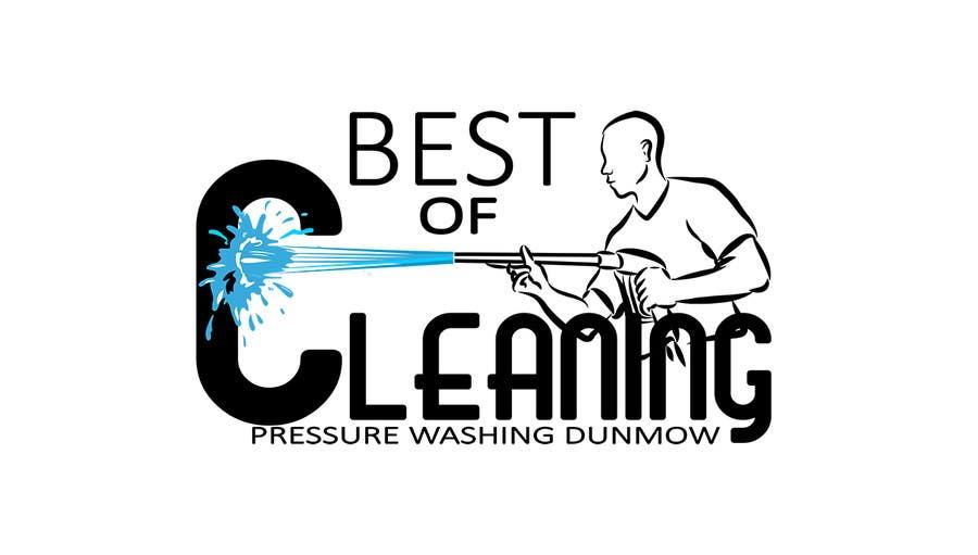 Bài tham dự cuộc thi #74 cho Design a Logo for a pressure washing bussines