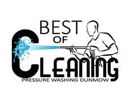 #74 para Design a Logo for a pressure washing bussines por andreealorena89