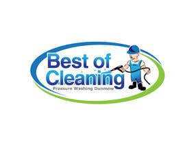 #69 para Design a Logo for a pressure washing bussines por danumdata