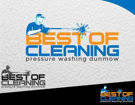 #73 para Design a Logo for a pressure washing bussines por mirceabaciu