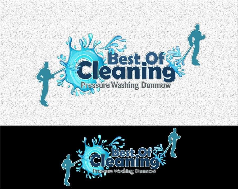 Bài tham dự cuộc thi #52 cho Design a Logo for a pressure washing bussines