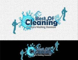 #52 untuk Design a Logo for a pressure washing bussines oleh MadaU