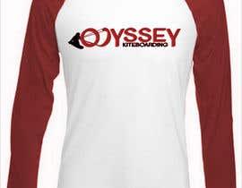 #72 untuk Design a Logo for kiteboarding brand called Odyssey Kiteboarding oleh giacomonegroni