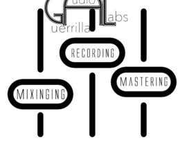 Nro 10 kilpailuun Design a Logo for Guerrilla Audio Labs käyttäjältä Kvipul