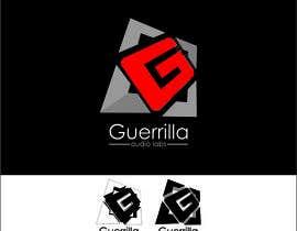 Nro 34 kilpailuun Design a Logo for Guerrilla Audio Labs käyttäjältä Deeartworker