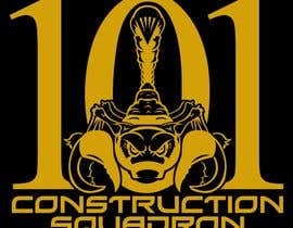 #71 for Design a Logo for 101 Construction Squadron af tlacandalo