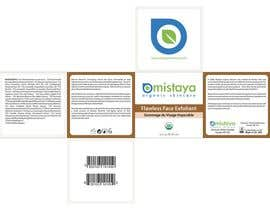 #4 cho Design Product Label & Package: Leverage existing Organic Cosmetic Brand Templates bởi Akyubi