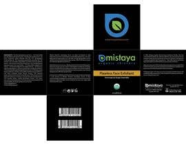 #8 cho Design Product Label & Package: Leverage existing Organic Cosmetic Brand Templates bởi Akyubi