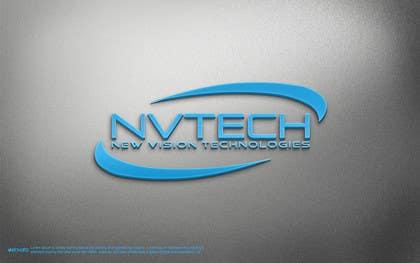 #164 untuk Design a Logo for NVTech oleh shitazumi