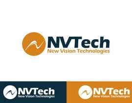 #8 para Design a Logo for NVTech por alamin1973