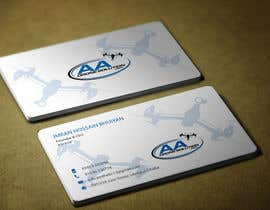 #34 cho Desarrollar una identidad corporativa for AA Drone Solution bởi ALLHAJJ17