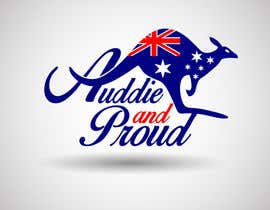 "#81 untuk Design a Logo for ""Aussie and Proud"" oleh GraphicHimani"
