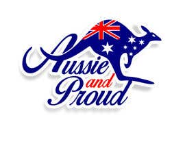 "#91 untuk Design a Logo for ""Aussie and Proud"" oleh GraphicHimani"