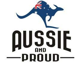 "#62 para Design a Logo for ""Aussie and Proud"" por manfredslot"