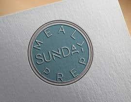 Nro 10 kilpailuun Design a Logo for 'Meal Prep Sunday' käyttäjältä vladspataroiu
