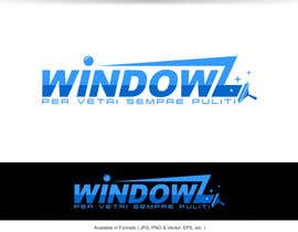 #136 untuk Design a Logo for my window cleaning business oleh masimpk