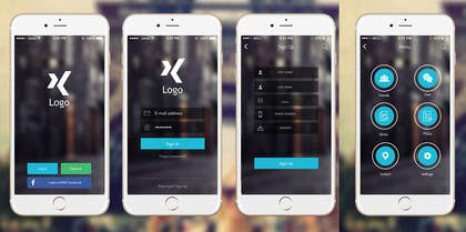 #6 cho Design an App Mockup bởi ankisethiya