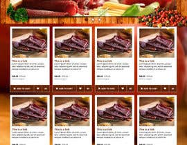 #19 for Build a Website template for Outback Jerky af yoyojorjor