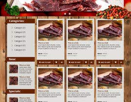 #30 for Build a Website template for Outback Jerky af yoyojorjor