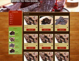 #14 for Build a Website template for Outback Jerky af webomagus