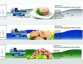 MadGavin tarafından Canned Tuna label 3 different design. için no 23