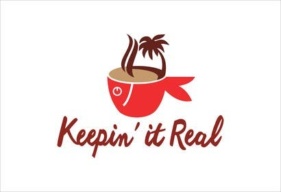 "#103 untuk Design a Logo for ""Keepin' it Real"" oleh jayantiwork"