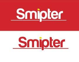 #99 for Design a Font-Logo for Smipter af desislavsl