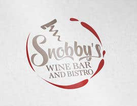 #64 untuk Design a Logo for Snobby's Wine Bar and Bistro oleh vladspataroiu
