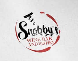 #96 untuk Design a Logo for Snobby's Wine Bar and Bistro oleh vladspataroiu