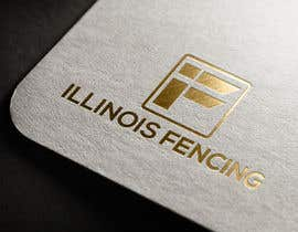#33 untuk Design a Logo for Illinois Fencing oleh timedesigns