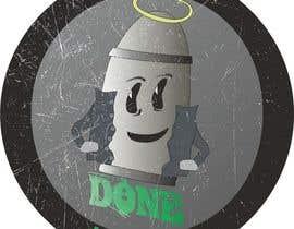 Nro 15 kilpailuun Разработка логотипа for автора и исполнителя гранж музыки käyttäjältä dlls