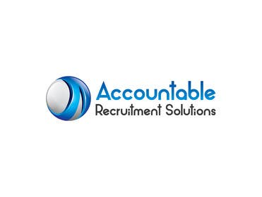 #86 for Design a Logo for Accountable Recruitment Solutions af feroznadeem01