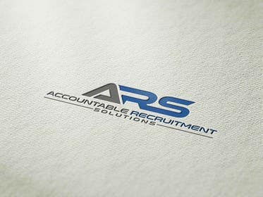 #72 for Design a Logo for Accountable Recruitment Solutions af ydgdesign