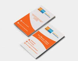 #38 untuk Design a vertical (two sides)Business Card + horizontal Business Card (two sides) for Emotion Marketing oleh sanratul001
