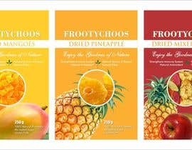 #21 untuk Packaging design for Dried Fruits oleh Kaustubharj
