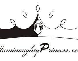 Nro 19 kilpailuun Design a Logo for IlluminaughtyPrincess.com käyttäjältä Diekam12