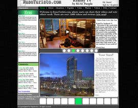 #3 for Design a Website Mockup for RusoTuristo.com by ScottContina