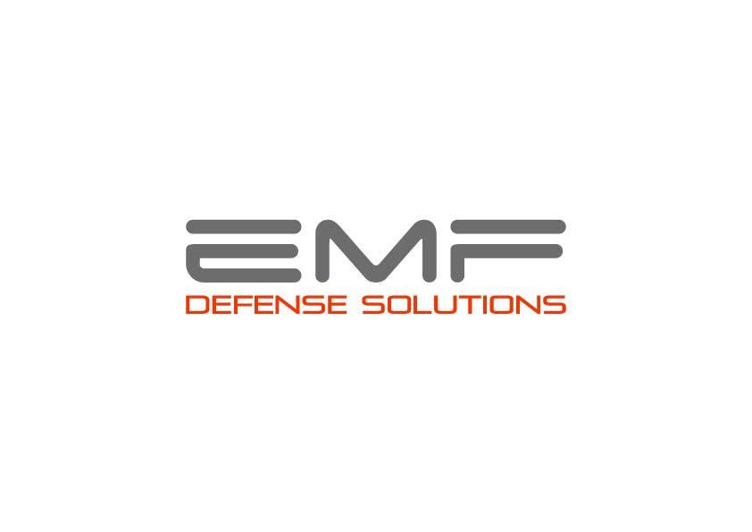 Konkurrenceindlæg #42 for Design a Logo for EMF Defense Solutions