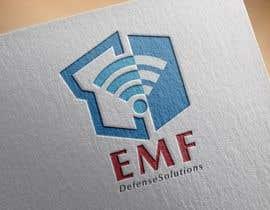#20 para Design a Logo for EMF Defense Solutions por dovuongminh