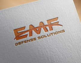 #40 untuk Design a Logo for EMF Defense Solutions oleh timedesigns