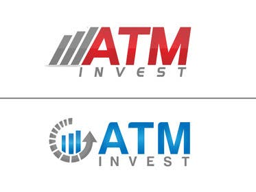 #17 for Design a Logo for ATM INVEST by rraja14