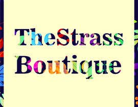 #45 for Design a Logo for The Strass Boutique by violetamuller