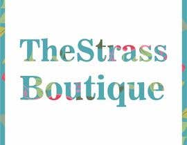 #49 for Design a Logo for The Strass Boutique by violetamuller