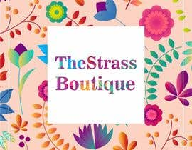 #51 for Design a Logo for The Strass Boutique by violetamuller