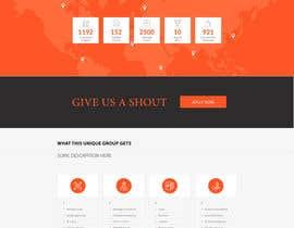 Nro 12 kilpailuun Design a Landing Page that Converts käyttäjältä timimalik