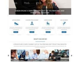 Nro 21 kilpailuun Design a Landing Page that Converts käyttäjältä tarandee