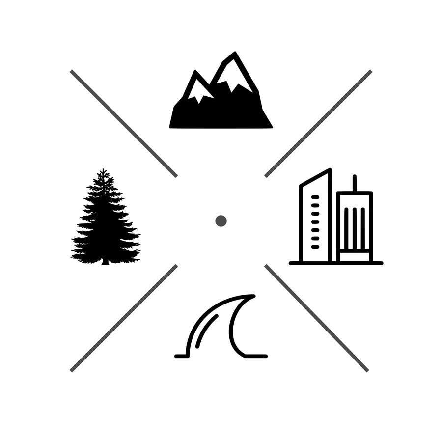 Penyertaan Peraduan #6 untuk Design a Logo for clothing company