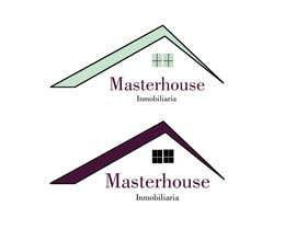 Nro 7 kilpailuun MasterHouse Inmobiliaria Diseño logotipo y Slogan käyttäjältä sandeydey