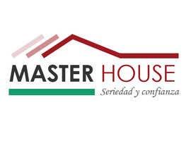 Nro 41 kilpailuun MasterHouse Inmobiliaria Diseño logotipo y Slogan käyttäjältä Letigallo